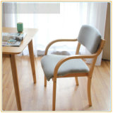 [دين رووم] كرسي تثبيت [سد شير] مع قاعدة خشبيّة