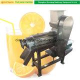 Machine van de Trekker van Juicer van de Groente van het Fruit van de Pers van de Citroen van China de Spiraalvormige Oranje