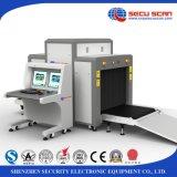 X Strahl-Besorgnis erregende Maschine für Gepäck-Inspektion und Sicherheitskontrolle AT10080