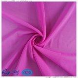 Venta caliente Streched tejido de malla poder 90 gramos de malla de nylon spandex traje para la ropa interior