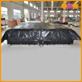 Schwarze aufblasbare Luftsack-aufblasbare Matte für Verkauf (AQ16282-8)