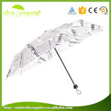 Preiswerter Preis-faltbarer Beutel mit Regenschirm für Förderung