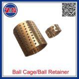 Rullo Bronze d'ottone del cuscinetto a sfere delle componenti della muffa, fermo della sfera