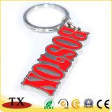 Relativo à promoção com a corrente chave do metal do logotipo do tipo