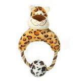 Het leuke Grappige Stuk speelgoed van het Huisdier van het Stuk speelgoed van de Hond van de Kat van de Pluche