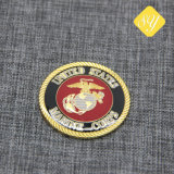 Высококачественные металлические честь логотипа
