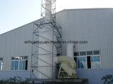 Torre mojada del depurador para la gestión de desechos