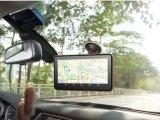 휴대용 차량 GPS 항해 체계 Android4.4 DVR 7inch 차 GPS 항해자