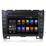 autoradio 8inch androïde DVD pour le système de navigation automatique du H3 H5 GPS de Grande Muraille