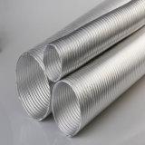 Manguito de aire de aluminio flexible del conducto
