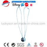 Het Stuk speelgoed van de Halsband van Bff van de Halsband van de Legering van Yang Taiji van Yin