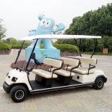 Работает от батареи 8 Seaters Go Kart