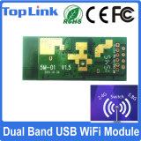 Module du WiFi encastré par 600Mbps USB de Mtk 802.11AC 1T1R Mt7610u pour l'émetteur et récepteur sans fil