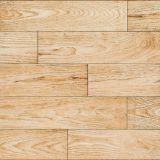 600 azulejos de suelo de madera rústicos de la mirada X600