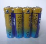 batteria eccellente di formato aa Lr6 dell'accumulatore alcalino 1.5V