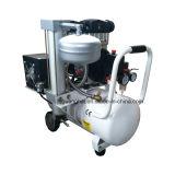 1.6HP Oilless silencioso compresor de aire con secador de aire