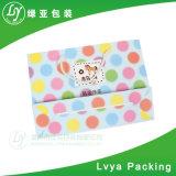 Luxus aufbereitete hochwertige KleinPACKPAPIER-Einkaufstasche für das Tuch-Verpacken
