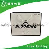 Sacs de cadeau d'achats de papier de Brown emballage pour des produits de l'électronique