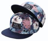Sombrero máximo plano del Snapback de las gorras de béisbol del sombrero del casquillo del deporte