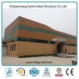倉庫のための鋼鉄構築の耐久財の前に製造された鉄骨構造