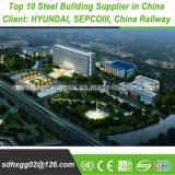 China Boas vendas a preços acessíveis 60X100 Construção Metálica