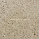 Kristal Shell/Beige Kleur 3200*1600mm de Grote Plak Opnieuw samengestelde Plak van het Kwarts