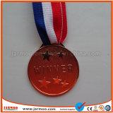 カスタムスポーツ・イベントメダル骨董品の黄銅