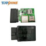 Single / Duplo Cartão SIM do Barramento CAN do Field Tracker GPS OBD diagnóstico remoto com dados do veículo