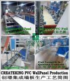 Il piano moderno di stile connette il comitato di parete ambientale del soffitto del PVC di 300mm