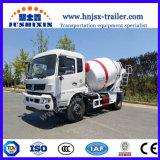 Dongfeng 4/6/10は8立方メートルの具体的なミキサーのトラックを動かす