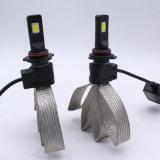 H4 H13 9004 (9007), H1 H3 H7 H8 H9 H11 9005HB4 9006HB3 880 881 sin ventilador de la correa de cobre de faros LED