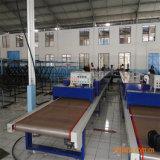 1m de largura do transportador de grandes dimensões para a máquina de impressão de tela do secador
