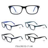 Glazen van Eyewear van de Frames van de Acetaat van de ontwerper de Optische (FXA1503)