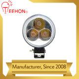 9ワット円形LEDの働くライト