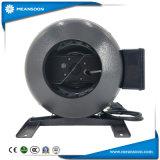5 pollici di ventilazione di ventilatore in-linea del tubo