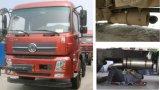 Filtro de partículas DPF con silenciador para camiones de saneamiento