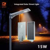 im Freien der Bewegungs-15W Straßen-Solarlicht Fühler-dekorative des Garten-LED