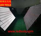 P6段階のための屋外の適用範囲が広いLEDのビデオカーテンの表示