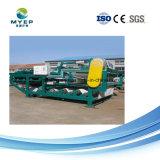 Sand-Wasserabscheider in der Abwasser-Behandlung