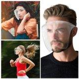 Partículas de aerossol Anti máscara facial de segurança de proteção ajustável Blindagem na China