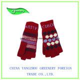 2017 gants chauds de Knit de type neuf de mode
