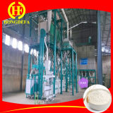 Máquina de fresar de farinha de trigo padrão de 60t / 24h para boa qualidade