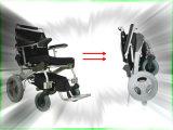 황금 모터 알루미늄 힘 전자 휠체어, 휴대용 라이트급 선수