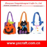 Halloween 훈장 (ZY16Y052-1-2-3-4 40X19CM) Halloween 마녀 핸드백 Halloween 운반물