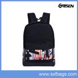 Backpack мешка холстины оптовой цены поставщика Китая изготовленный на заказ