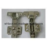 Dobradiça de porta de vidro auto-fechada de aço inoxidável (fundição de precisão)