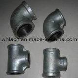 Le bâti de précision d'acier inoxydable partie des garnitures de pipe (le bâti perdu de cire)