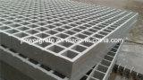 FRP/Fiberglass/Grating pour la plate-forme de passage couvert avec de haute résistance