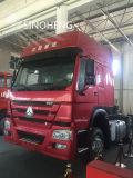 het Drijven 6X4 10wheels van de Vrachtwagen van de 340HPSinotruk HOWO Tractor