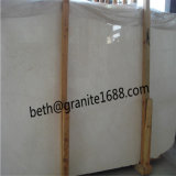 Estilo chino más nuevo Venta caliente nuevo Crema Marfil pulido Crema mármol beige
